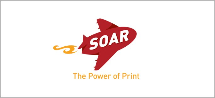 Soar Printing sponsor of Excellence in Marketing