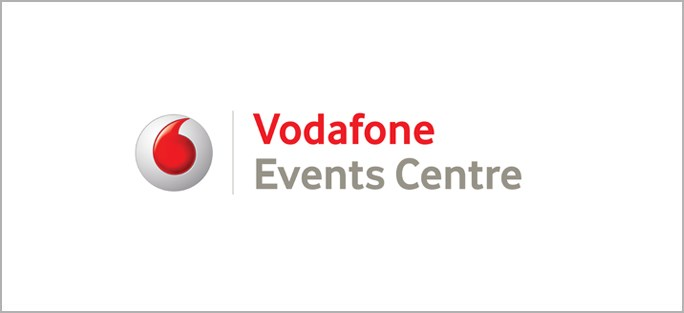Vodafone Events Centre a supporting sponsor