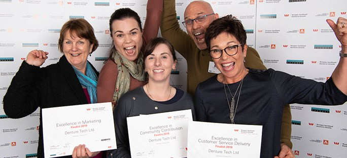 Westpac Auckland Business Awards 2018 North-West Finalists