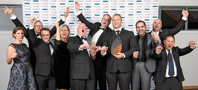Westpac Auckland Business Awards 2018 North-West Winners