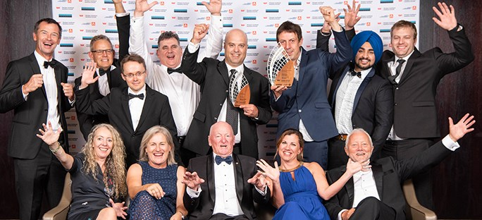 Westpac Auckland Business Awards Best of The Best  2018 Winners